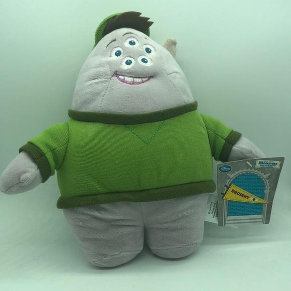 Disney Toys Monsters University New Squishy Stuffed Poshmark